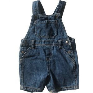 Baby Boyz by Nanette Denim Overalls | 24 Months